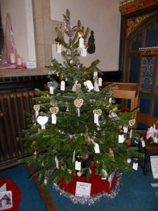 Memorial Tree by Ludworth Community Centre